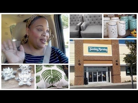 Tuesday Morning Walk Through | Post Office Run (Surprise from Create w/Cindy)!!!