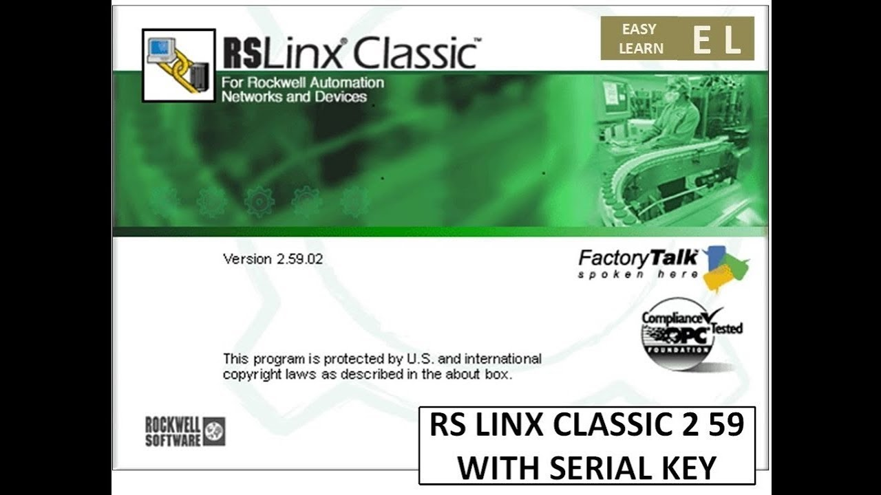 rockwell automation rslinx 2.59
