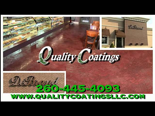 Quality Coatings Commercial Flooring