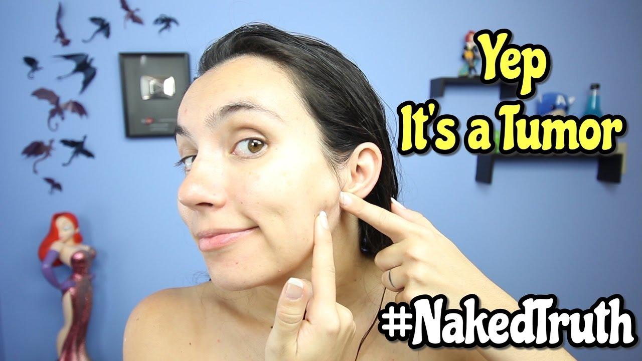 Amymarie Gaertner Naked lump update - naked truth