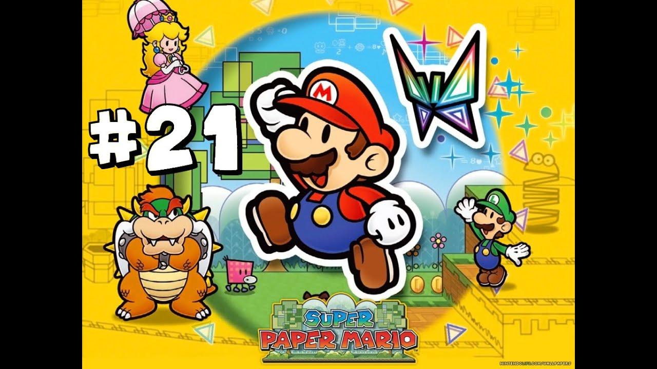 Super Paper Mario Wiki Guide