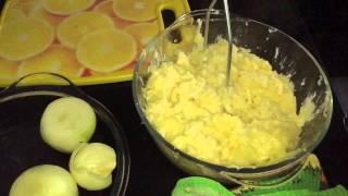 Начинка для вареников с картошкой, с плавлеными сырками (Часть 2)