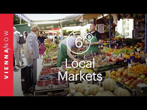 6 great markets for discovering local products