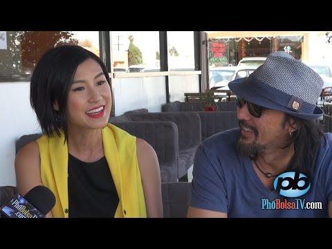 Diễn viên Kathy Uyên và đạo diễn Tim Bùi mang phim Việt đến Mỹ