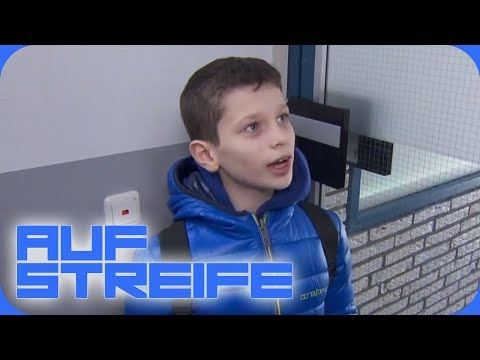 Mama bei Polizei abholen: Wo ist Finns Mutter?  | Auf Streife | SAT.1