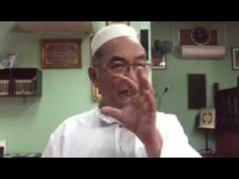 Hubungan di antara 5 rukun islam dan 6 rukun iman - Prof Nasoha Saabin