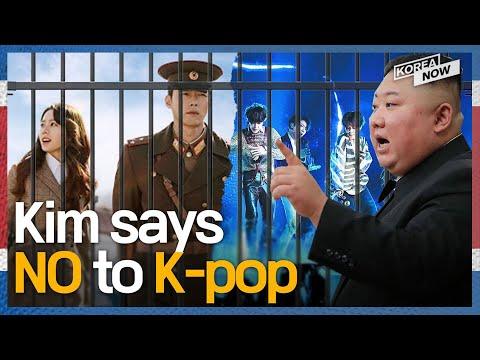 N. Korea to execute anyone caught distributing or watching K-dramas?