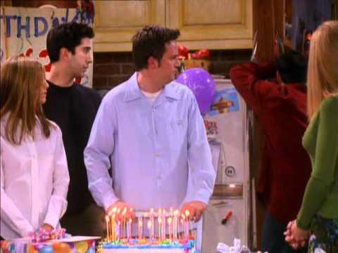 Friends - Joey: ¡por qué dios por qué!