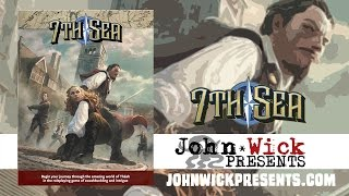 Game Geeks #286 7th Sea by John Wick Presents