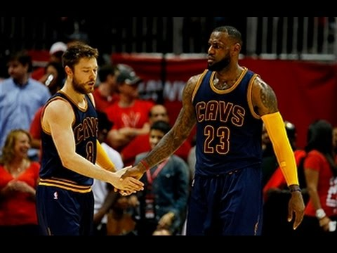 Lebron James Leads Cavs to 2-0 Series Lead