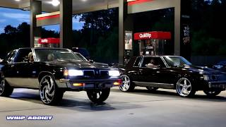 WhipAddict: Chicago & Naptown Whipz in GA! Custom Cutlass, Caprice, Regal, Forgiatos, Amani Forged