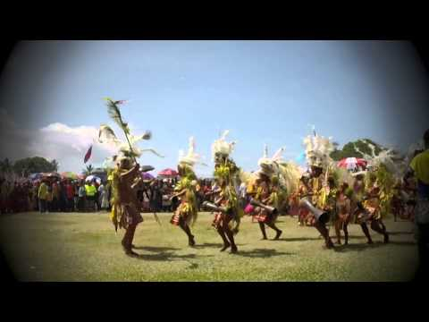 Papua New Guinea - Madang Festival Trailer - PNG Tribal dance groups