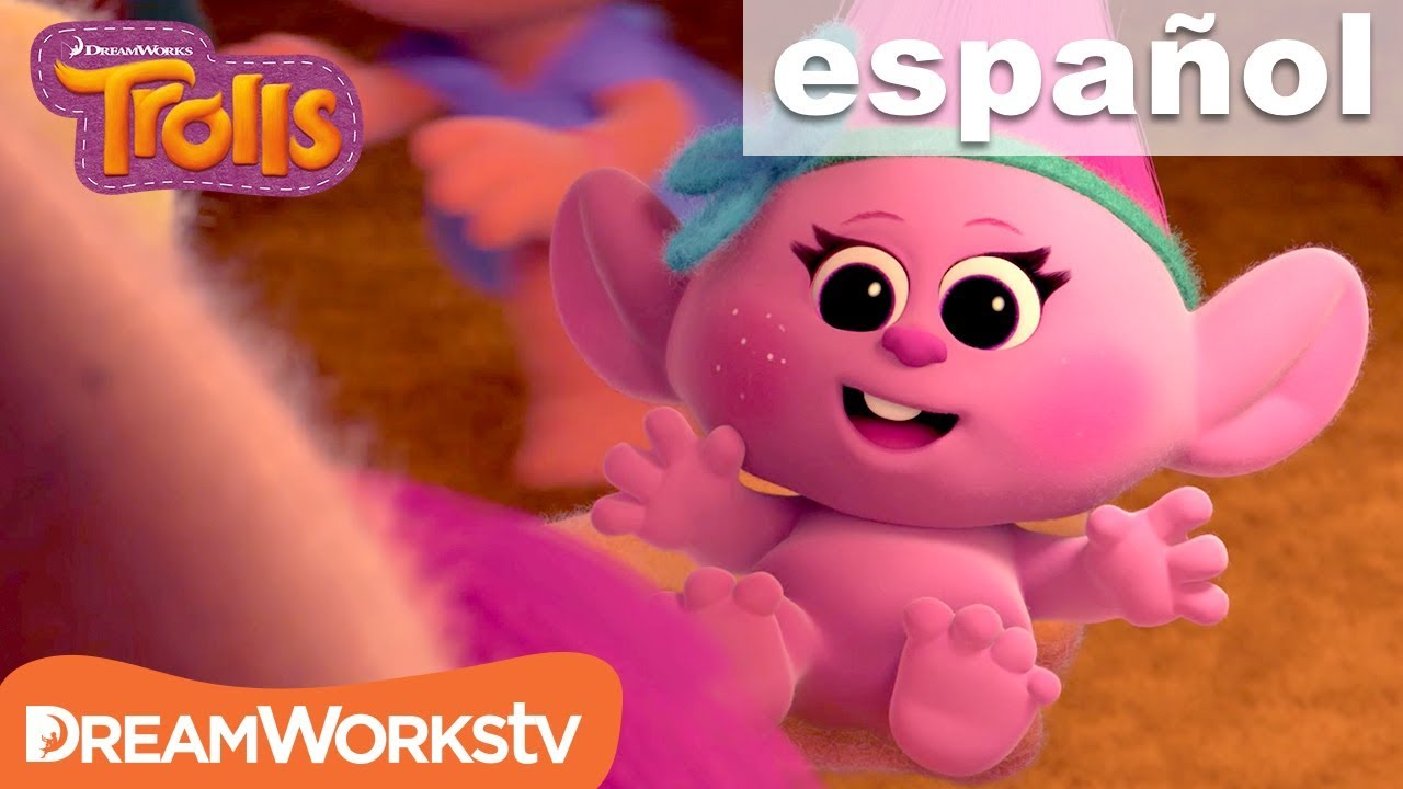 Los Primeros 5 Minutos De Trolls Trolls Dreamworkstv Espanol Youtube