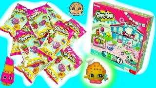 Season 6 Chef Club Kitchen Game, Limited Edition DVD Shopkins + Surprise Blind Bags thumbnail