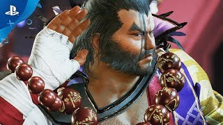 Tekken 7 - Ganryu Trailer | PS4 thumbnail