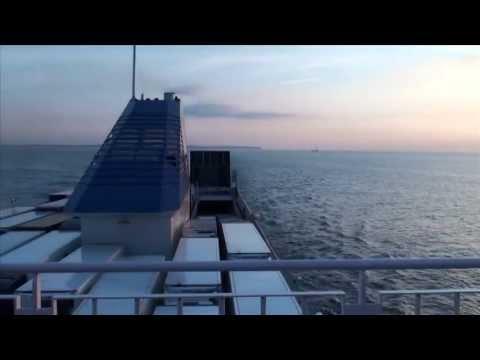 reise nach finnland 2013 teil 1 von kiel nach klaipeda