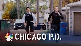 Chicago PD - Halstead and Amaro