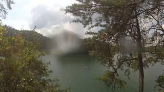 Cliff Jumping at Lake Keowee, SC