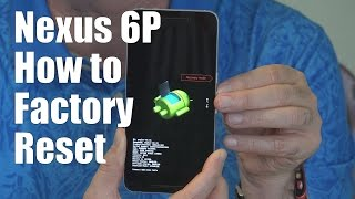 Nexus 6P- How to Factory Reset | EpicReviewsTech in 4k