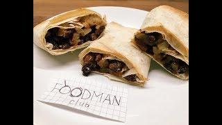 Штрудель для правильного питания: рецепт от Foodman.club