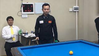 Trần Bảo Vương vs Đình Sang. Billiards Út Nhi
