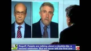 Paul Krugman v Kenneth Rogoff (1/2)