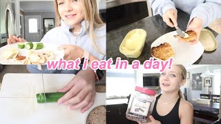 what I eat in a day!!  Pressley Hosbach