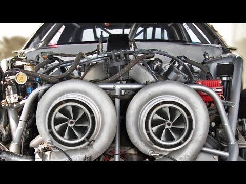 MASSIVE Twin 88mm Turbos on a Mustang (all the boost