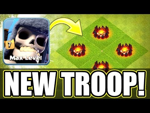 LOOK WHATS COMING TO CLASH OF CLANS!! - NEW HALLOWEEN UPDATE INCOMING!