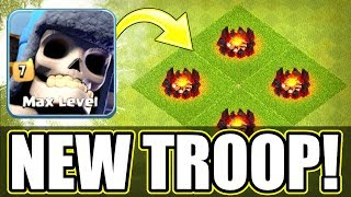Video LOOK WHATS COMING TO CLASH OF CLANS!! - NEW HALLOWEEN UPDATE INCOMING! download MP3, 3GP, MP4, WEBM, AVI, FLV April 2018