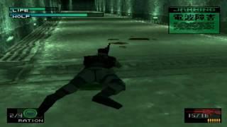 Let's Play Metal Gear Solid [German] Part 11: Sniper Wolf schießt schneller als ihr Schatten