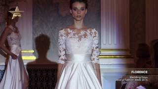 Показ   FLORENCE, Wedding Days Belarus Fashion Week 2016