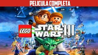 Lego Star Wars III The Clone Wars Película completa Full movie game - Películas completas