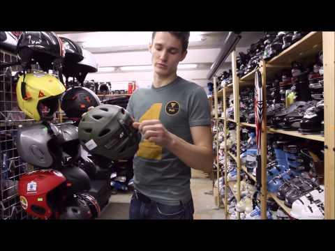 Горнолыжный шлем. Как его выбрать? Основные моменты.