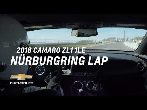 2018 Camaro ZL1 1LE Conquers Nürburgring | Chevrolet
