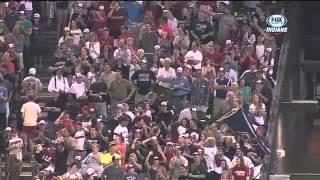 All 10 Walkoff Wins for the Cleveland Indians - 2013 Season