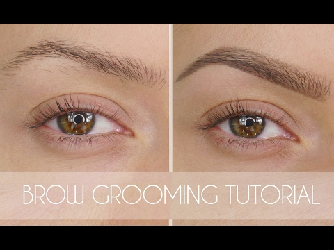 Eyebrow Grooming Tutorial In 6 Steps