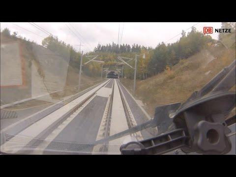 VDE 8: Fahrt von Erfurt bis Unterleiterbach – die ganze Strecke im Oktober 2016