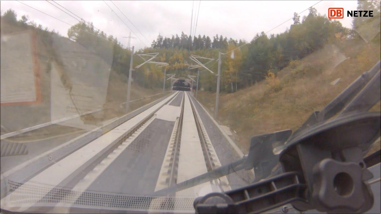 VDE 8 Fahrt Von Erfurt Bis Unterleiterbach Die Ganze Strecke Im Oktober 2016