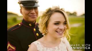 Martinez Wedding Pictures Video