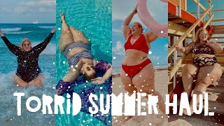 Torrid Haul: Bikinis, Skirts, Shoes And More