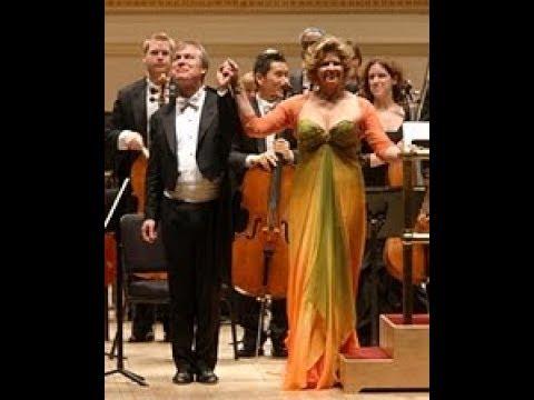 """Susan Graham sings """"Shéhérazade"""" - LIVE!"""