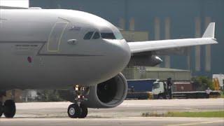 Planes at RAF Brize Norton   07/08/14