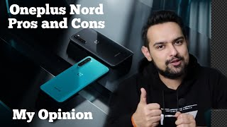 Oneplus Nord Pros and Cons