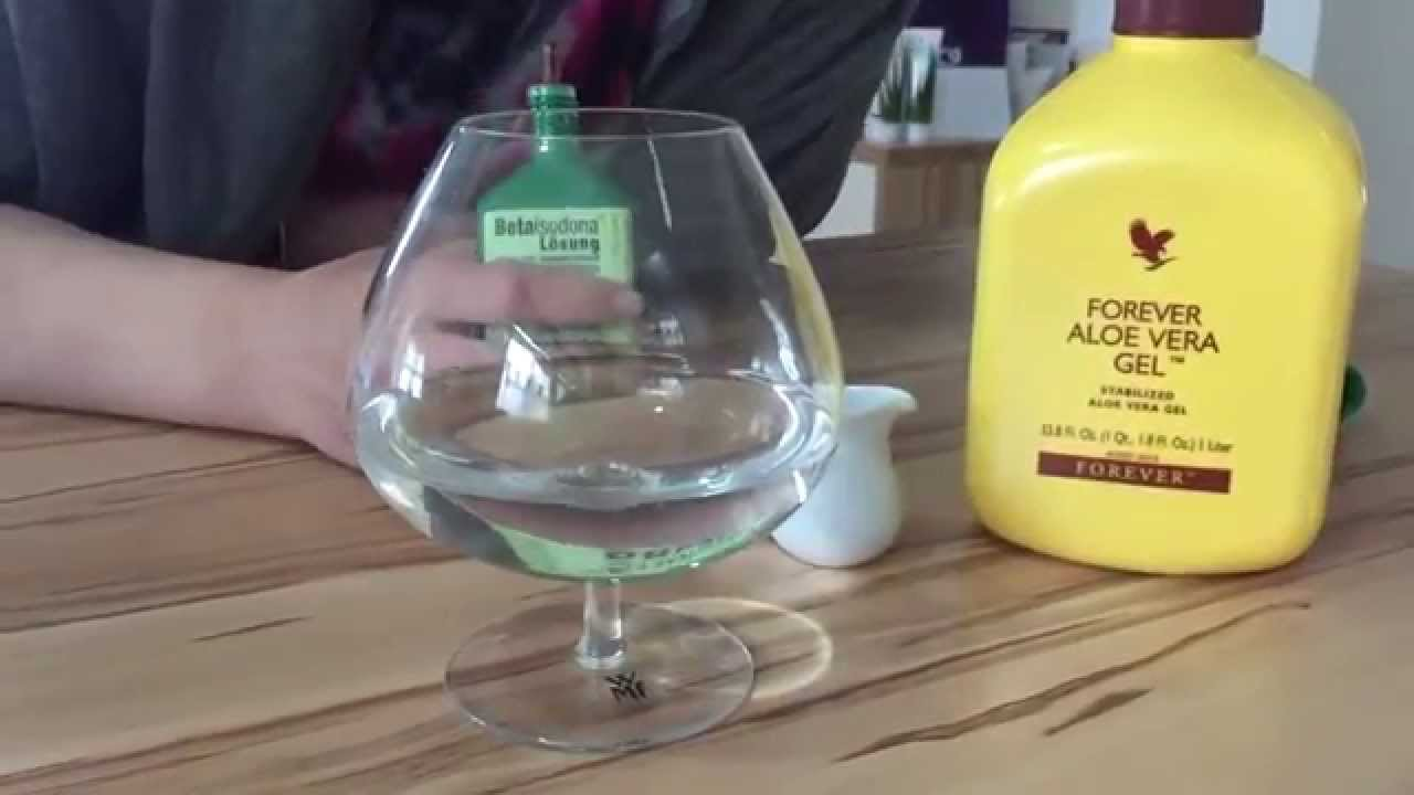 Getränke zum Abnehmen mit Sabila Nur