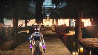 Destiny: Blivy goes to Mercury to see the Lighthouse!!