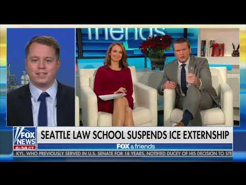 Seattle University Law School Suspends ICE Externship, Thomas Reinhard Responds