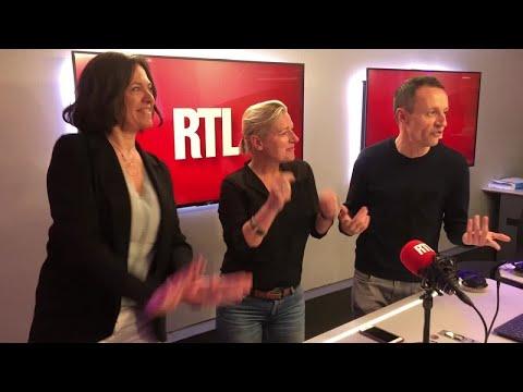 L'arme Ultime De Jade Et Eric Dussart Pour Faire Parler Anne-Elisabeth Lemoine...
