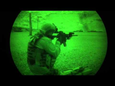 Shot Show 2014 Night Vision Shooting Promotional Video #2