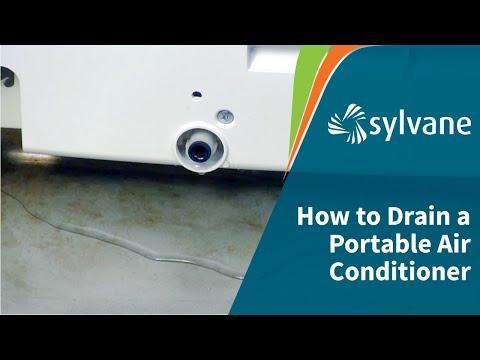 evaporative cooler water hook up